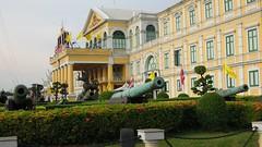 Ministry of Defence building, Sanam Chai Rd, Bangkok