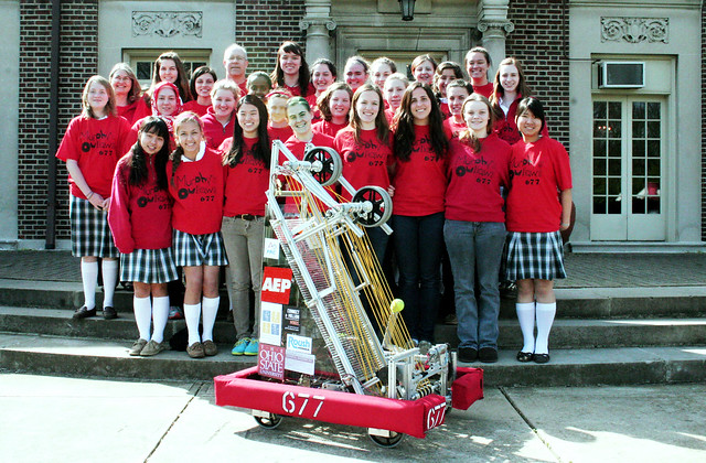 Upper School Robotics