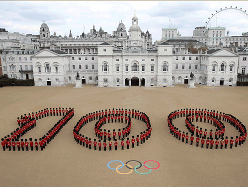 100 Days to London 2012