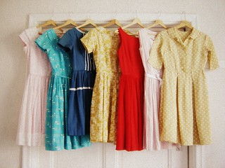 my fifties dresses
