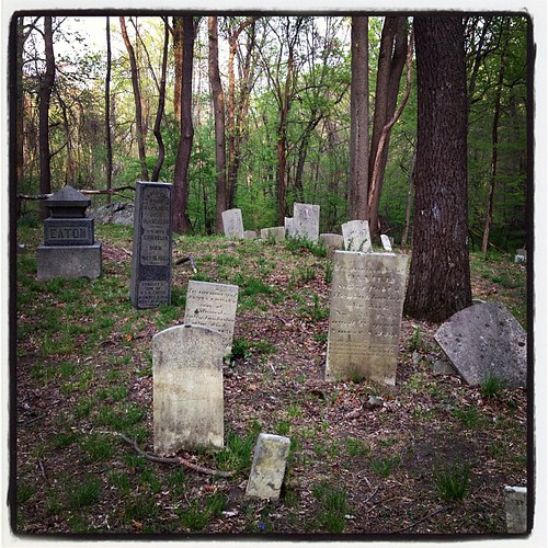 Just wandering around a cemetery in an abandoned town called Doodletown