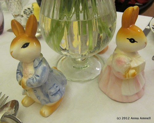 Easter Bunnies by Anna Amnell