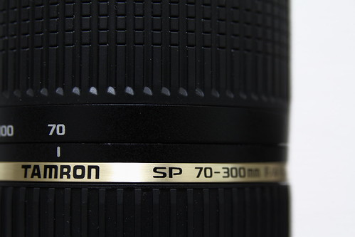 TAMRON SP70-300mm F/4-5.6 Di VC USD(Model A005)