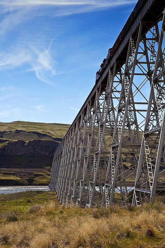 Snake River rr bridge
