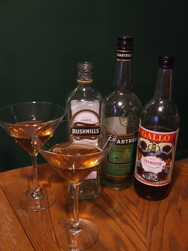 Tipperary Cocktail (No. 1)