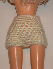 Fashion Doll Bloomers