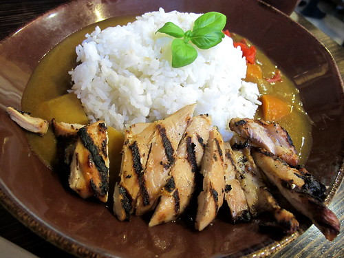 Chicken kare don