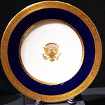 Wilson White House plate 1915 - Smithsonian Museum of Natural History - 2012-05-15