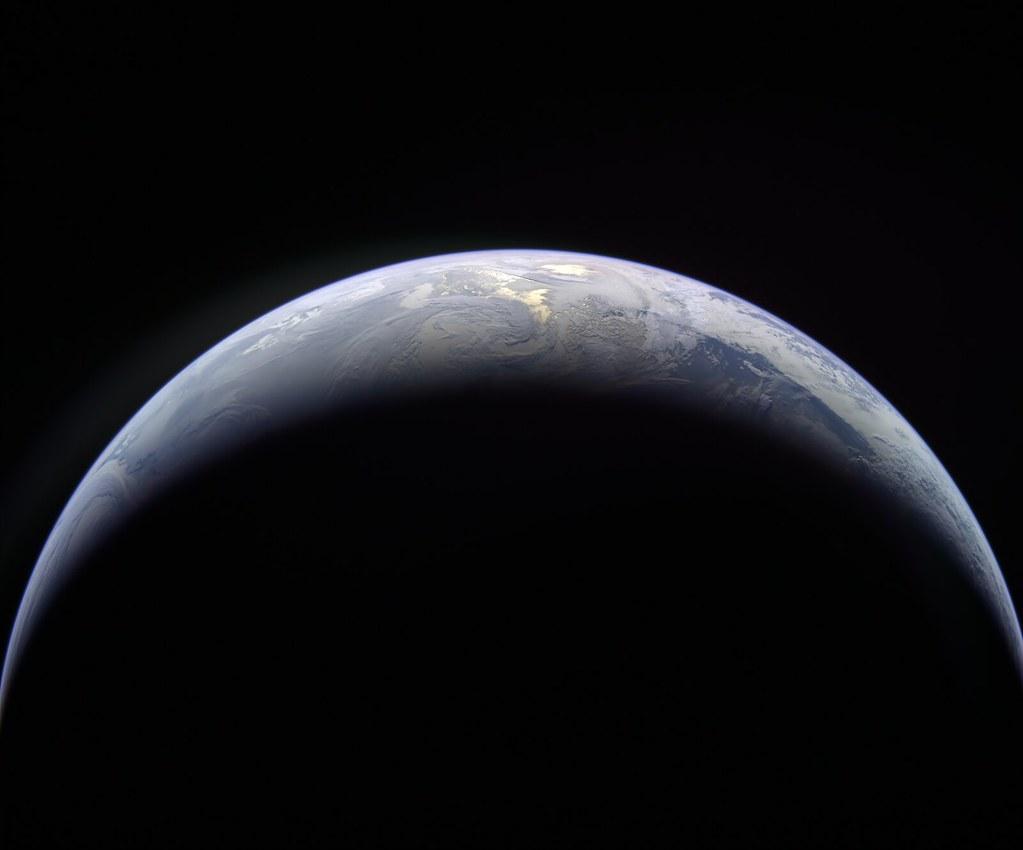 Rosetta Earth Flyby #3, Inbound