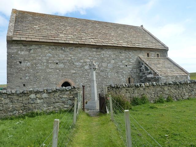 St Molau's Church, Isle of Lewis