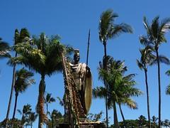 ハワイ島ヒロ・カメハメハ