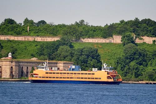 Staten Island Ferry John A. Noble