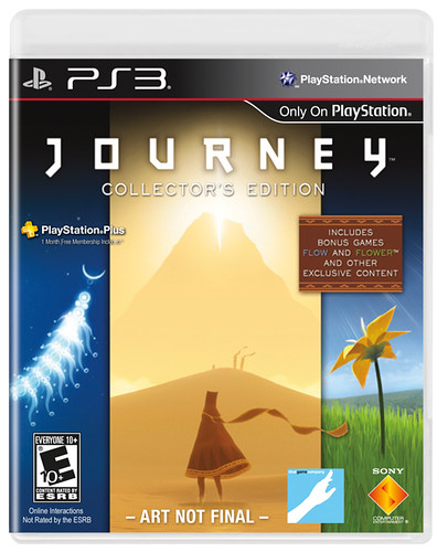 Journey: Collector's Edition para PS3