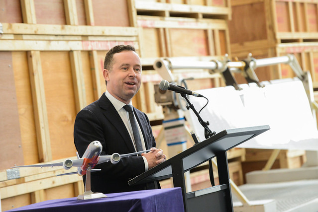 Header of Alan Joyce