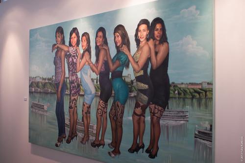 Christian Bendayan - Exposición Nacional - ART Lima