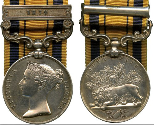 South Africa medal