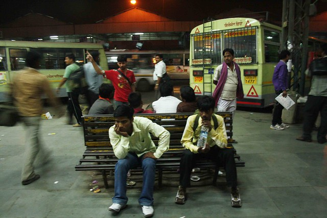 City Hangout – Bus Terminuses, Around Town