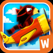 Wombi Apps - Wombi Airplane