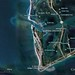 Fort De Soto kayaking map - October 15, 2012