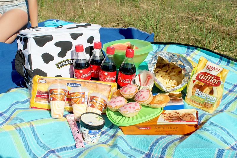 piknikeväät