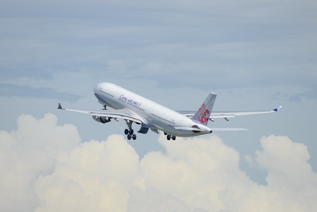 B-18301 China Airlines A330-300