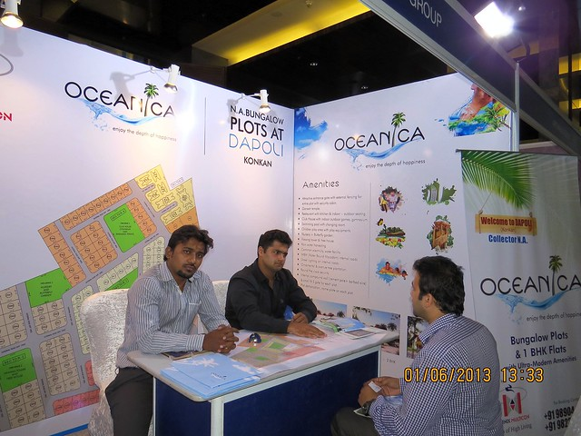 www.oceanica.in - Visit Times Property Showcase 2013, 1st &2nd June 2013, JW Marriott, S B Road, Pune