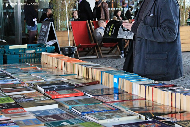 Riverside Book Market South Bank