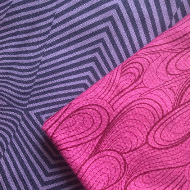 Tula Pink Charm Square Swap fabrics ~ Set 2 <3