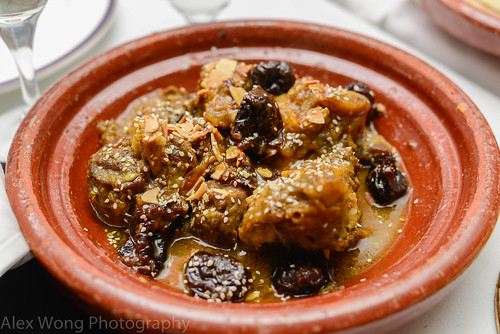 Lamb Prune Tagine