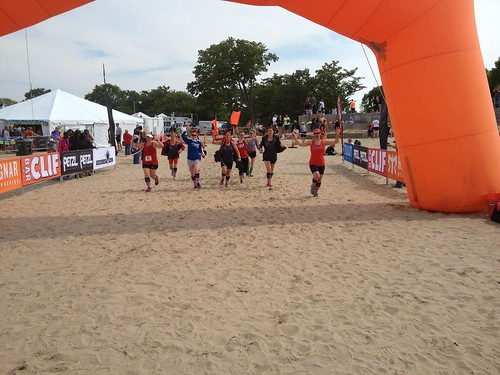 Ragnar Relay Madison to Chicago