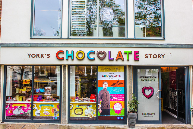 York's Chocolate Story en York | Flickr - Photo Sharing!