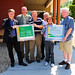 Official Opening of Enderby Memorial Terrace in Enderby - July 10, 2012 by BC_Housing