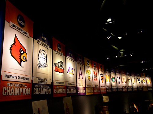 2013 NCAA Champions (to Date) by Geoff Livingston