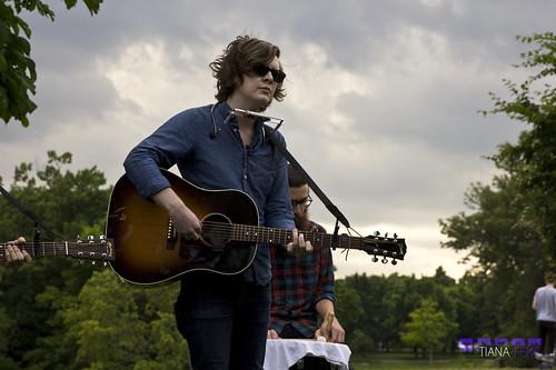 [NXNE] Kalle Mattson @ Trinity Bellwoods Park 6/13/2013