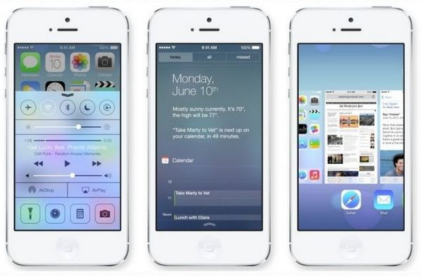 Когда выйдет iOS 7 Final