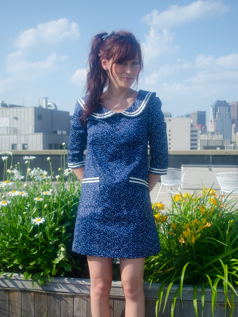 Porter dress copycat