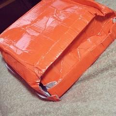 包装取ったらこんな感じ。流石中華。