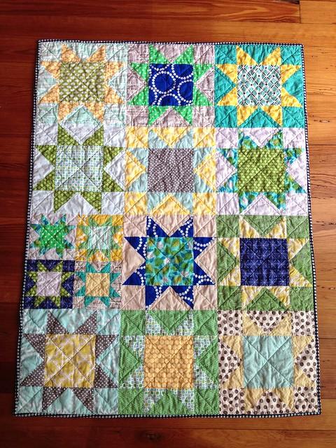 Levi's quilt