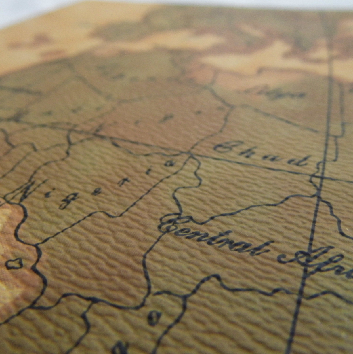 Kindle Map Case