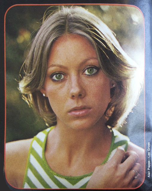 JENNY AGUTTER--- Classic Beauties Of The 1960s