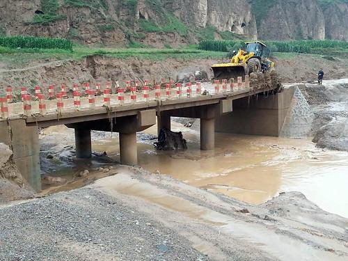 Mueren ocho personas en tormenta en noroeste de China