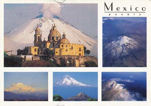 Earliest 16th-Century Monasteries on the Slopes of Popocatepetl