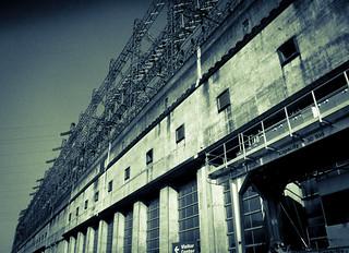 Wallisville Dam