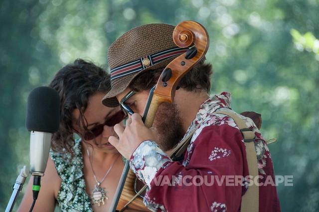 "2013 Vancouver Folk Music Festival/Jerron ""Blind Boy"" Paxton"