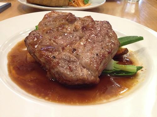 お肉のコース@エピノウ