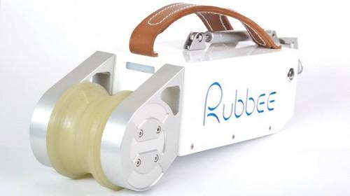 Rubbee превращает любой велосипед в электробайк