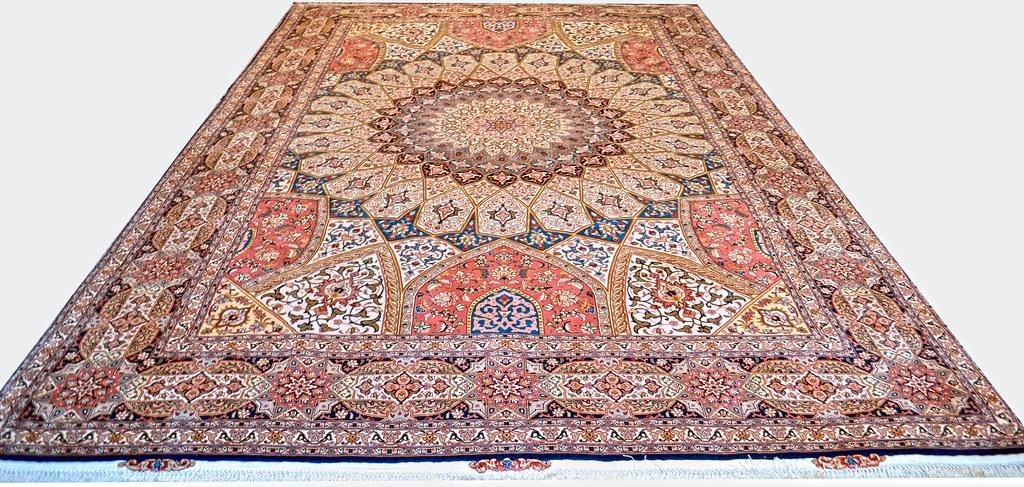 Tabriz Persian Area Rug