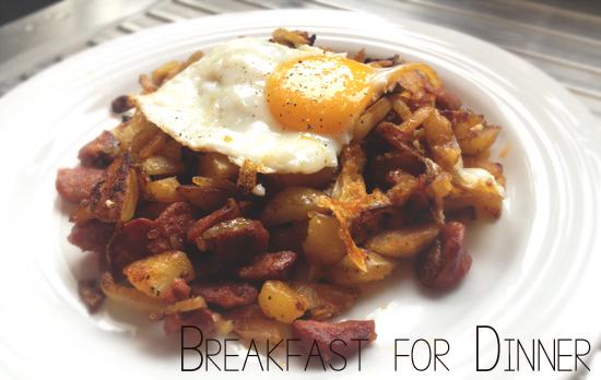 breakfast for dinner1