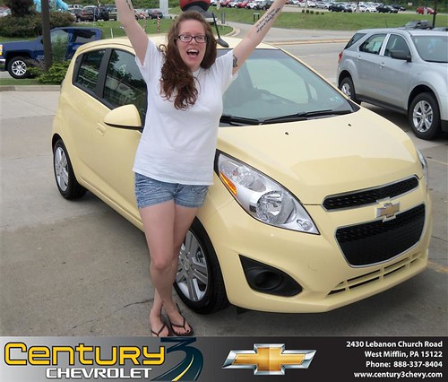 DeliveryMaxx would like to say James Brandyberry of Century 3 Chevrolet on an excellent use of our program! by DeliveryMaxx