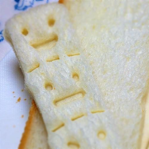 食パン型抜き